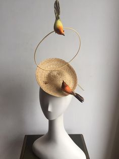Ignatius Hats does such wonderful and whimsical work. #judithm