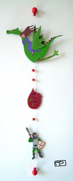 Sant Jordi St Georges Day, Chinese Festival, Saint George, Hama Beads, Bunting, Rose, Activities, Christmas Ornaments, Garlands