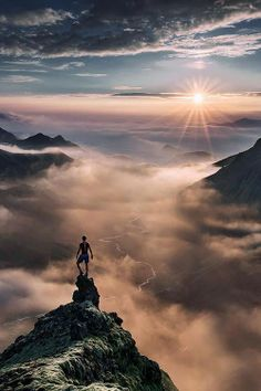 On top of the world……HAVING A HEAVENLY CONVERSATION WITH GOD…..HE COMES DOWN TO THIS ROCK QUITE OFTEN…..ALL YOU HAVE TO DO IS WAIT FOR HIM…..NEVER FEAR--HE'LL COME……………………….ccp