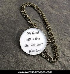 Edgar Allan Poe Jewelry - Literature Quote Necklace - We loved with a love that was more than love - Book Lover Gift Literary Love Quotes, Literature Quotes, Literary Gifts, Poe Quotes, More Than Love, Quotes For Book Lovers, Jewelry Quotes, Edgar Allan Poe, Gothic Jewelry