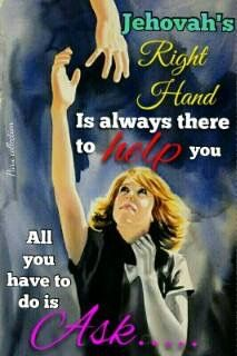 Psalm 63:7For you are my helper, And I shout joyfully in the shadow of your wings. 8I cling to you; Your right hand keeps fast hold on me