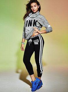 VSX Sport ♥ Workout Clothes for Women | Sport Bras | PINK | workout Jackets | Leggings | #workout #shop #fitness @ FitnessApparelExpress.com