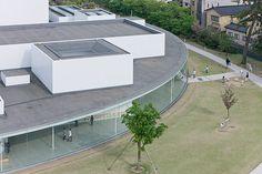 21st Century Museum by SANAA