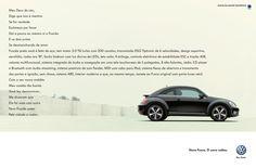 VW Fusca // Campanha Lançamento - Pernil