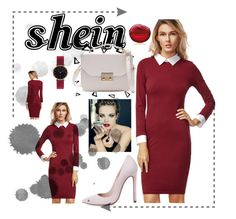 """SHEIN"" by melisacamdzic ❤ liked on Polyvore featuring Nika and Abbott Lyon"