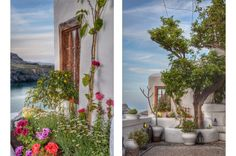 Melenos Lindos Hotel situated on the Greek island of Lindos offers luxury accommodation overlooking the Aegean sea Luxury Accommodation, Rhodes, Luxury Villa, Villas, Greece, How To Memorize Things, Outdoor Structures, Island, Holidays