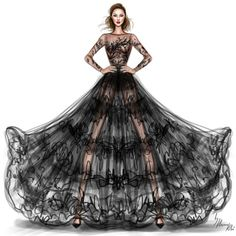 Black  Magic  with @zuhairmuradofficial  Resort  2016♥♥♥