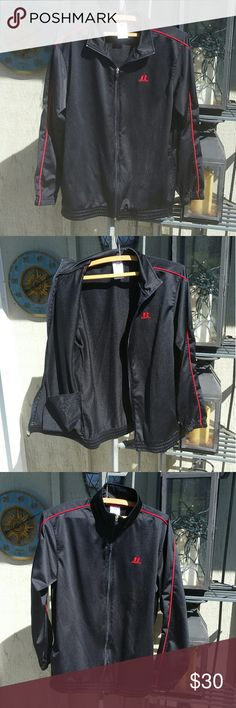 1980s Russell Warmup Jacket 1980s Russell Warmup Jacket in great condition. Russell Jackets & Coats Performance Jackets