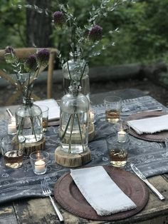 Using Solar Lighting for an Outdoor Picnic