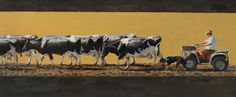 Mustering by Soodesh Jooron for Sale - New Zealand Art Prints