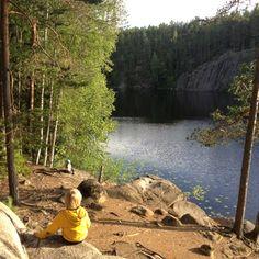 Haukkalampi, Nuuksio, Espoo