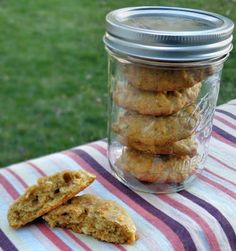 Vittles and Bits: Carrot Cake Cookies