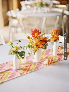 ikat table numbers | CHECK OUT MORE IDEAS AT WEDDINGPINS.NET | #wedding