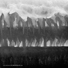 vlm world: Jégbe fagyott móló