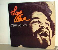 WALTER HAWKINS -  Love Alive *Soul*Intercord 75 **LP**p