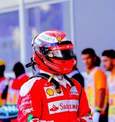 Kimi Räikkönen finishes P4 at the #EuropeanGP at the Baku City #F1 Circuit in Azerbaijan