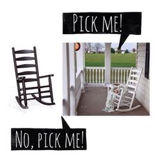 Pick your #porch #pe