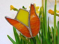 Skládanky z barevných střípků: vitráž jako od Tiffanyho