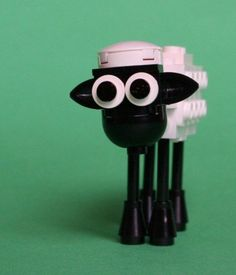 Lego Sean the sheep