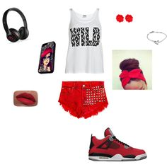 """That Punk Lifee"" by tamia656-1 on Polyvore"
