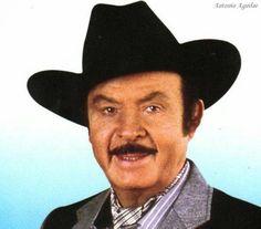 Cantantes de todos los Tiempos: Antonio Aguilar - Biografia