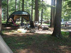 Mira Fotos: Você acamparia aqui?