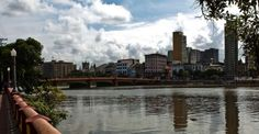 Ponte Buarque de Macedo, em Recife. Visite o BrasilGuias