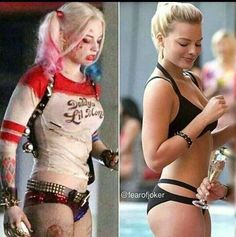 harleyquinn#suicidesquad-margot robbie