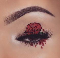 makeup artistico – Hot topics, interesting posts and up to date news Eye Makeup Art, Skin Makeup, Eyeshadow Makeup, Beauty Makeup, Crazy Makeup, Cute Makeup, Pretty Makeup, Makeup Goals, Makeup Inspo
