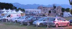 Palermo, il triste monumento utilizzato solo d'estate per serate disco