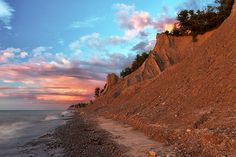 Chimney Bluffs 3 by Mark Papke. Click on the picture for prints.
