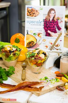 325 best recipes season 4 images on pinterest hallmark channel bbq chicken layered salad forumfinder Choice Image