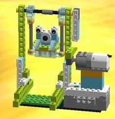 Lego Wedo, Lego Mindstorms, Lego Technic, Lego Robot, Powerpoint Background Design, Lego For Kids, Seesaw, Legoland, Legos