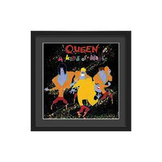 Queen A Kind of Magic A Kind Of Magic, New Artists, Cover Art, Album Covers, Queen, Frame, Prints, Picture Frame, Printed