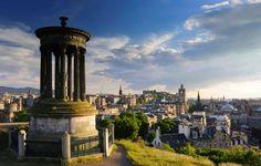 Edinburgh, Scotland.  Looking forward to taking the kids here someday.
