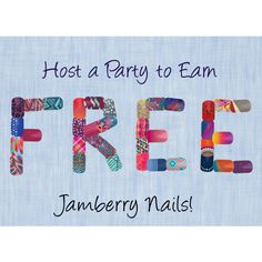 Contact me today to host your party, online, at my place, or yours! giraffespots.jamberrynails.net