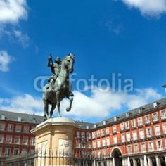 #Estor Plaza Mayor Madrid.