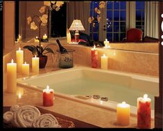Romantic Bathroom Decorating Ideas valentine's day bathroom décor ideas | san valentín | pinterest