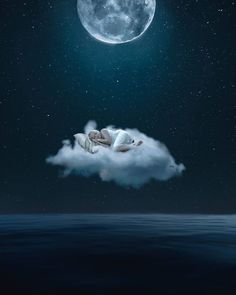 Good Night Image, Good Morning Good Night, Night Time, Dormir Gif, Love Images, Beautiful Pictures, Good Night Sweet Dreams, Beautiful Moon, Moon Goddess