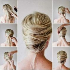 Looking for awesome hairstyles for thin hair? If you want to experiment with hairdos for thin hair, explore the gallery for cool updo, bun,&down do hair ideas!