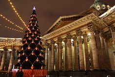 A Christmas Holiday in St.Petersburg, Russia | Venere Travel Blog
