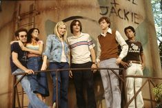 That 70's Show. After Donna dyed her hair blonde :/