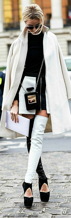 PFWeek: Chanel Bag - Haute Couture Spring/Summer 14 | Research Provided By: The House of Beccaria#