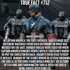 I wanna see Bucky and Cap play frisbee with his shield in Civil War.  #Marvel #CaptainAmerica by marveltruefacts