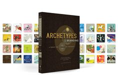 Archetypes in Branding — a toolkit for creatives and strategists // 60 card deck & companion reference book // $45 // http://www.chendesign.com/shop/archetypes-in-branding-a-toolkit-for-creatives-and-strategists/