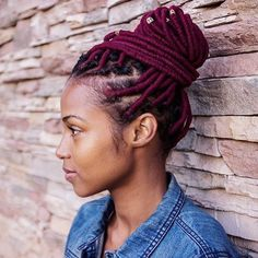 STYLIST FEATURE| Love these #tbt faux locs styled by #lastylist @kersti.pitre ❤️ So neat #voiceofhair