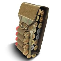 Tactical Gear and Military Clothing News : Twenty Round Shotgun Breaching Pouch