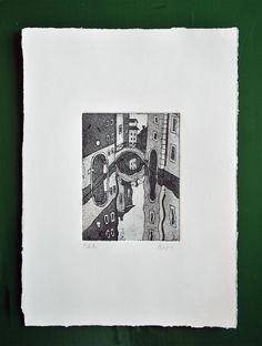 Reflections 02 - Bridge - Plum Plum Creations