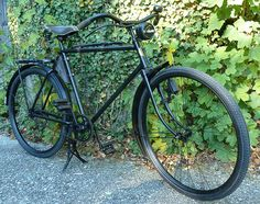 german military bike WW II -Truppenrad