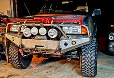 Builds - Evolution of a Land Cruiser: My build thread Land Cruiser 4x4, Land Cruiser 70 Series, Toyota Land Cruiser, Toyota Pickup 4x4, Toyota Trucks, Pickup Trucks, Ford Ranger Truck, Off Road Bumpers, Toyota 4runner Trd